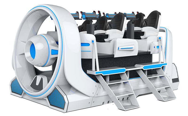 VR 6 Seats Cinema