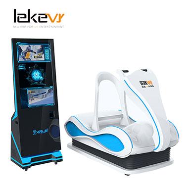 VR Skiing