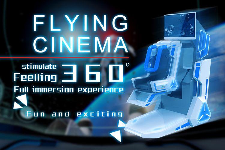 360 VR Chair