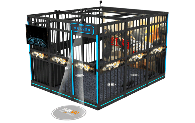 VR Multiplayer Escape Room