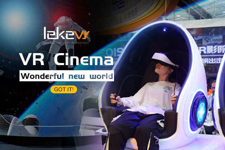 2 seats vr chair poster