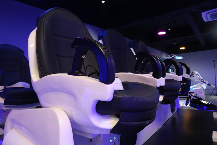 6 Dof Motion Seats